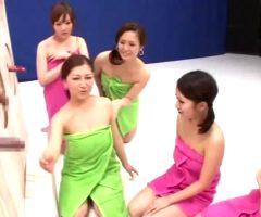 Mariko Niimura And Aika Nose – Incest Game Show