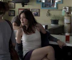 Megan Boone Sweet Ass Plot In 'My Bloody Valentine'