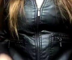 Miss Kole Leather Jacket Reveal