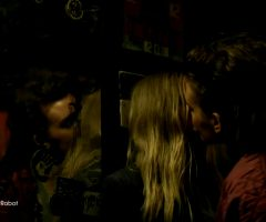 Mr. Robot's Portia Doubleday Making Out With Frankie Shaw