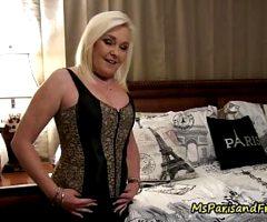 Ms Paris Rose in Panty Fetish Masturbation Compilation