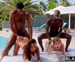 mybbcporn. com – Lesbian Teens Fucking Big Black Cock
