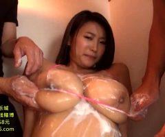 Nana Fukada Has Her Tits Man-handled