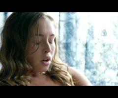 Natalie Krill Bath Plot-Below Her Mouth