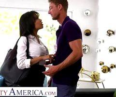 Naughty America – Gia Milana fucks her boss' husband
