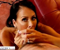 Naughty America – Mrs. Culver (Reagan Foxx) needs some young