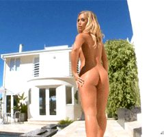 Nicole Aniston Stacked Hardbodies Gifset
