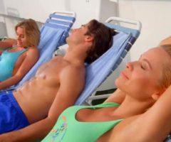 Nicole Eggert, Pamela Anderson Perfect Plot In 'Baywatch'
