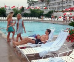 Nicole Eggert Sweet Bikini Plot In 'Baywatch'