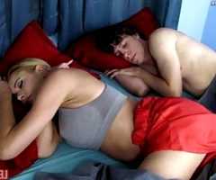 NWN – Sharing bed with mom