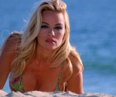 Pamela Anderson On Baywatch Was On NETWORK Television