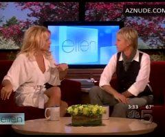 Pamela Anderson On Ellen