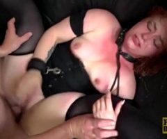 PASCALSSUBSLUTS Restrained Harley Morgan Roughly Fucked