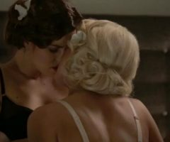 Passionate Kiss!
