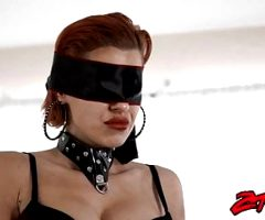 Redhead MILF Savana Styles punished with pounding