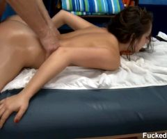 Remy Lacroix Taking It Hard From Behind