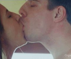Sensual Kiss