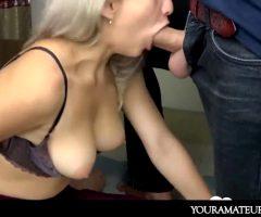 Sexy Amateur BJ