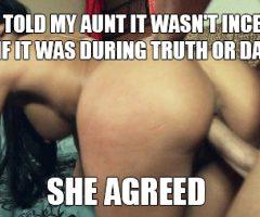 she agreed