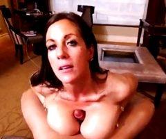 Sneaky Milf Seduces Guy into Sex