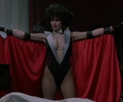 Some Halloween Themed PG Plot From Geena Davis In Transylvania-5000