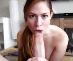 Stepmom suck dick