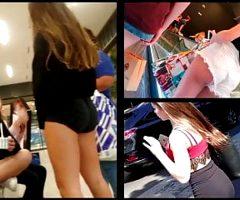 Teen Voyeur – Boobs and Butts Everywhere!