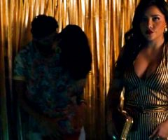 Teresa Ruiz Shows Off Her Cleavage In Narcos Mexico