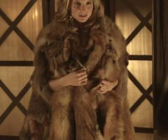 Viva Bianca Takes Off Her Fur Coat On Spartacus: Blood And Sand