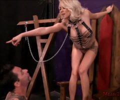 Would Gladly Serve Mistress Marsha May