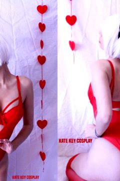 2B With Valentine's Day Lingerie! By Kate Key