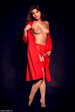Alex-lynn Monika Dee – Red Black