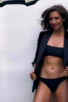 Alison Brie – Women's Health Behind The Scenes