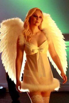 Angelic Molly C. Quinn
