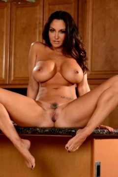 Ava Addams Busty Milf On The Kitchen Table
