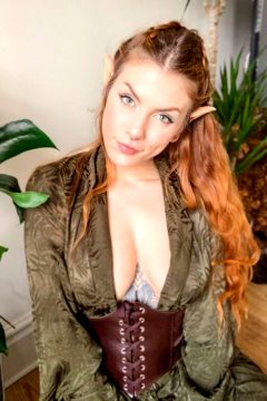 Bea Dux As Tauriel!
