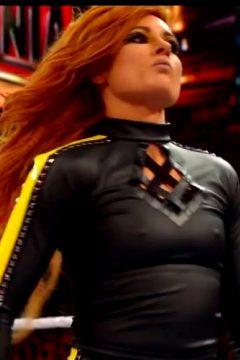 Becky Lynch Hard Nips