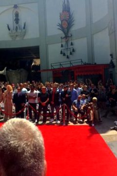 Been A Little While, But Here Are My Pics From The Stan Lee Hollywood Walk Of Fame Hand-and-Footprint Ceremony