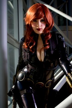 Black Widow Cosplay By Alexia Jean Grey