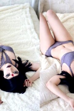 Boudoir Raven – Teen Titans – By Evenink_cosplay