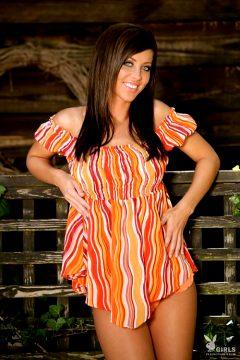 Brunette Adult Playboy
