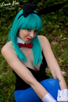 Bunny Bulma By Lunaraecosplay