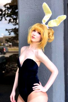 Bunny Himiko By Miraculouslollipop