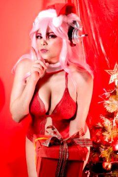 Christmas Sonico By Nooneenonicos