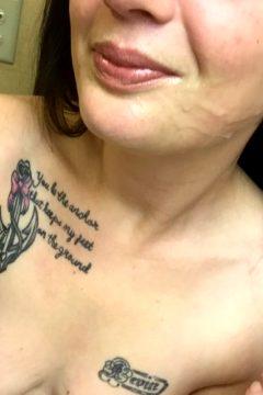 Cum On My Ink