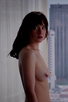 Dakota Johnson Naked In Fifty Shades Of Grey