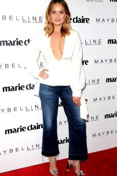 Debby Ryan At Marie Claire Event