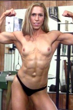 Denise Flexes Her Beautiful Naturals 👌💕💓❤️