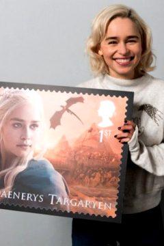Emilia Clarke Is Adorable.