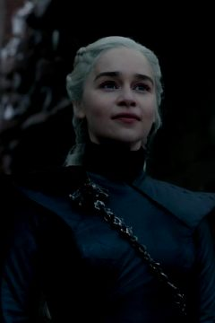 Emilia Clarke, Queen Of Beauty